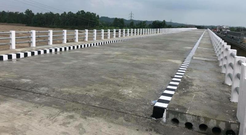अर्जुनधारामा तीन वर्षमा १०५ पुल र कल्भर्ट निर्माण :: Times of Pradesh