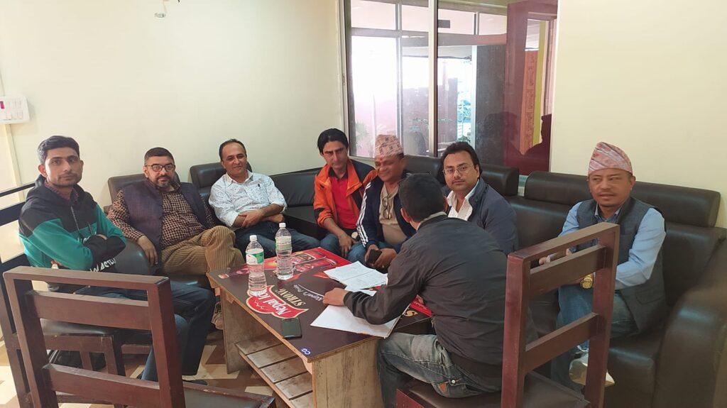 प्रेस संगठनको झापा भेला फागुन २४ मा :: Times of Pradesh