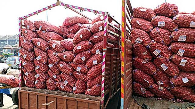 कृषिप्रधान मुलुक भन्न लाज : आठ महिनामा २ अर्ब ७९ करोड रुपैयाँको प्याज आयात :: Times of Pradesh