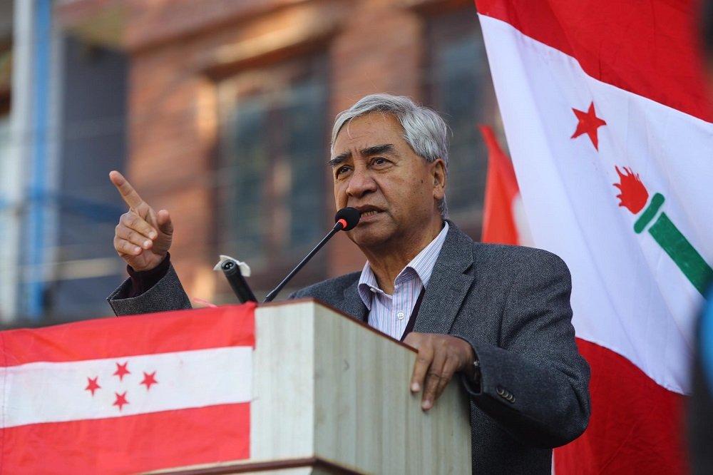 नयाँ सरकार गठनका लागि तातियो काँग्रेस