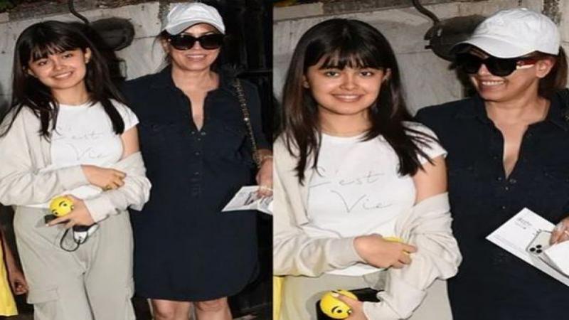 बलिउट अभिनेत्री महिमा चौधरीको छोरी एरियाना देखेर प्रशंसक चकित