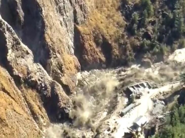 भारतको उत्तराखण्डमा हिमपहिरो : तीन नेपालीसहित ११५ जना वेपत्ताको नाम सार्वजनिक
