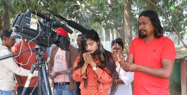 राजवंशी भाषाको चलचित्र 'भाइ भाइ'को छायांकन शुरु