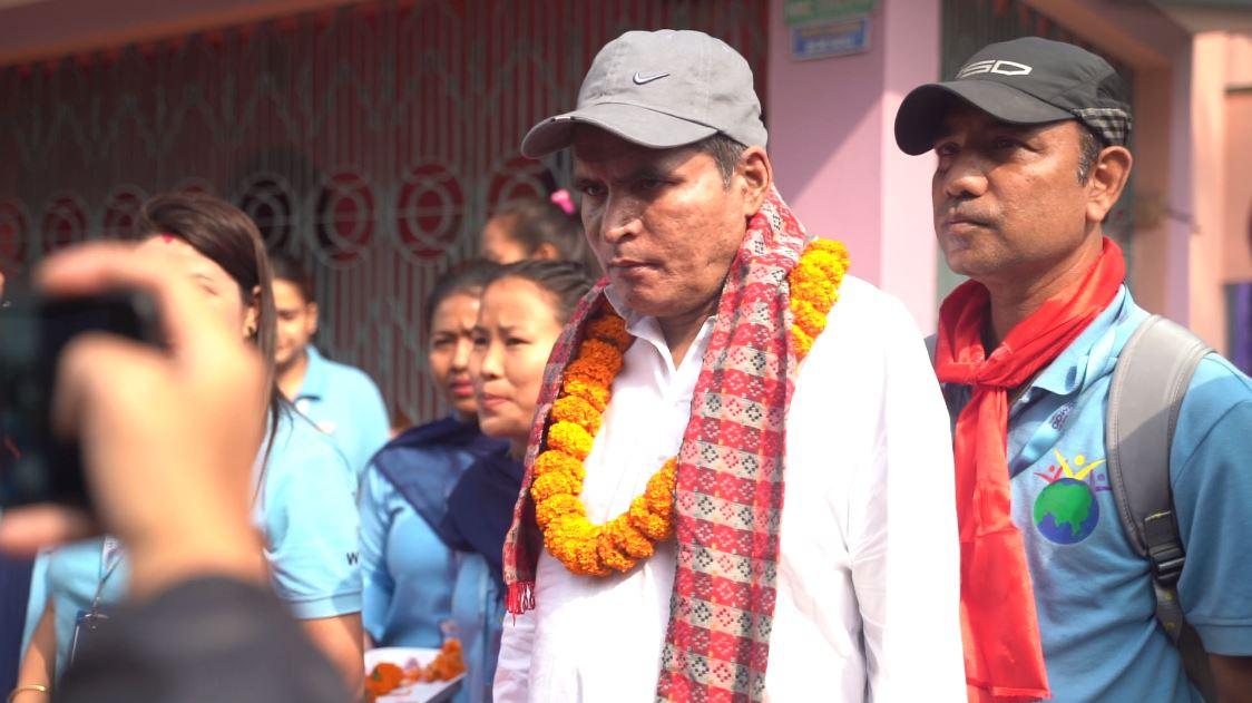 भारतीय जेलबाट मुक्त भएका दुर्गाप्रसादको सम्पूर्ण उपचार प्रदेश सरकारले गर्ने