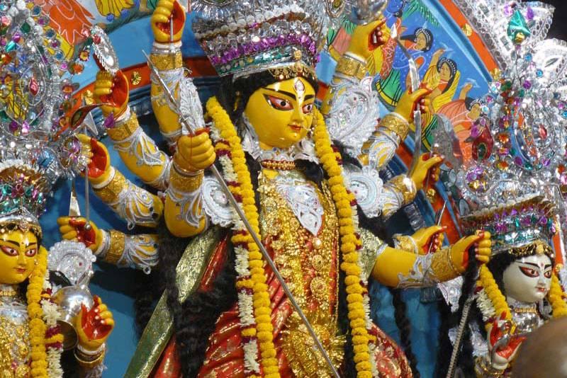 आज चैते दशैं' नवदुर्गा भगवतीको पूजा आराधना गरी मनाइँदै :: Times of Pradesh