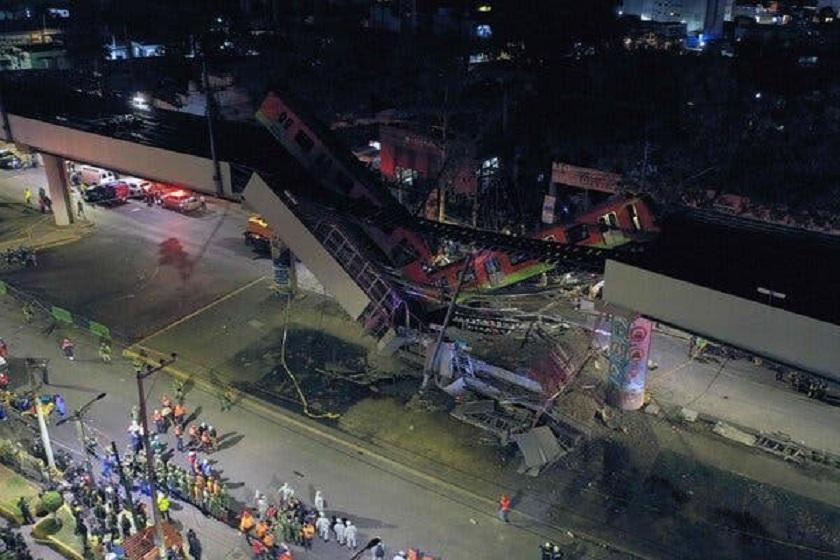 मेक्सिकोमा रेल दुर्घटना : कम्तीमा २० जनाको मृत्यु, ७० घाइते :: Times of Pradesh
