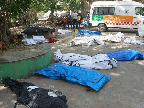 भारतमा कोरोना कहर : थपिए ४ लाख १२ हजार संक्रमित, चार हजारको मृत्यु