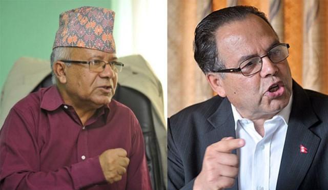 नयाँ पार्टी दर्ता गर्दै माधव नेपाल समूह :: Times of Pradesh