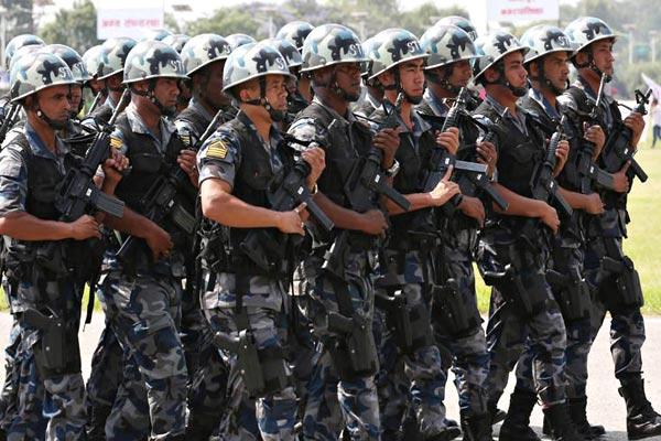 सशस्त्र प्रहरीमा 'व्यापक अनियमितता' को आशंका