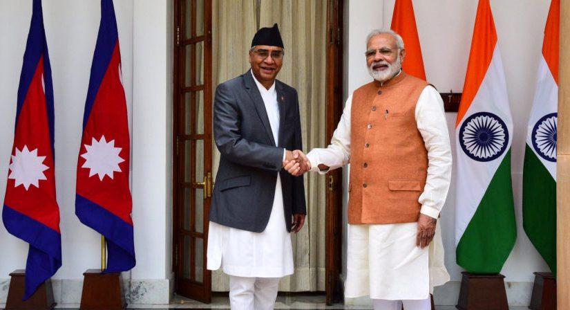 भारतीय प्रधानमन्त्री मोदीले दिए देउवालाई बधाई :: Times of Pradesh