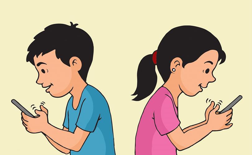 बालबालिकालाई मोबाइलको लत छुटाउन के गर्ने ? :: Times of Pradesh
