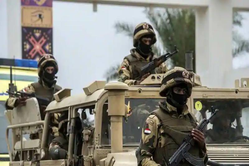 इजिप्टमा सेनाको कारबाहीमा मारिए ८९ अतिवादी