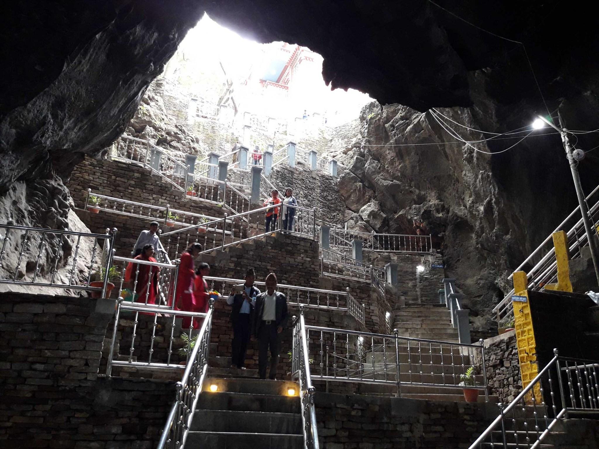 हलेसी मन्दिर चार महिनापछि खुल्यो :: Times of Pradesh