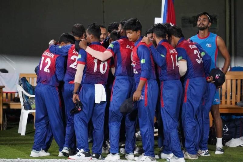 आईसीसी विश्व क्रिकेट : अमेरिकामाथि नेपालको शानदार जित