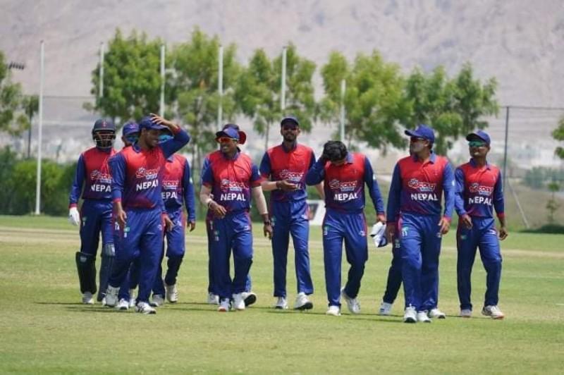 आइसिसी विश्वकप क्रिकेट लिग : नेपाल आज अमेरिकासँग भिड्दै
