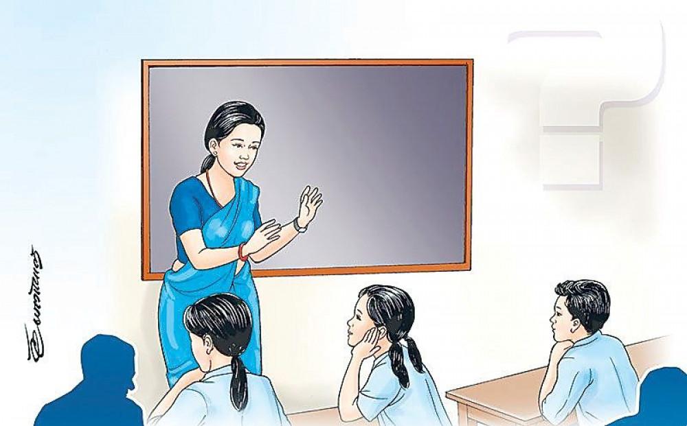 विज्ञान, अंग्रेजी र नेपाली विषयका शिक्षक देशभर अभाव :: Times of Pradesh