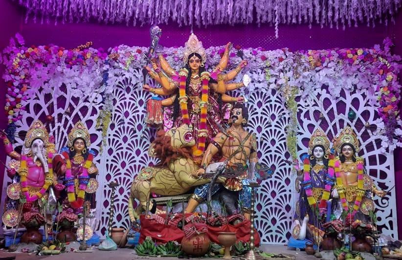 आज महाअष्टमी पर्व : तीन देवीको पूजाआजा गरी मनाइँदै :: Times of Pradesh