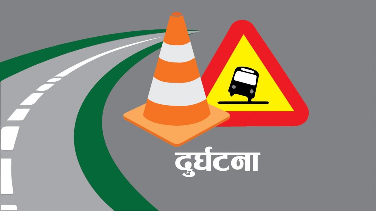 भद्रपुरमा सेफ्टी ट्याङ्की गाडीको ठक्करबाट एक साइकल यात्रीको मृत्यु :: Times of Pradesh