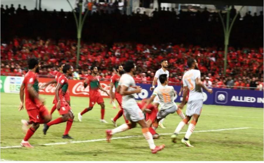 साफ च्याम्पियनसीप : नेपाल र  भारत फाइनलमा भिड्ने :: Times of Pradesh