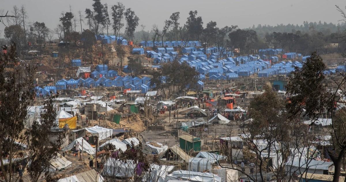बङ्गलादेशको रोहिंग्या शिविरमा आक्रमण, ७ जनाको मृत्यु, २० घाइते