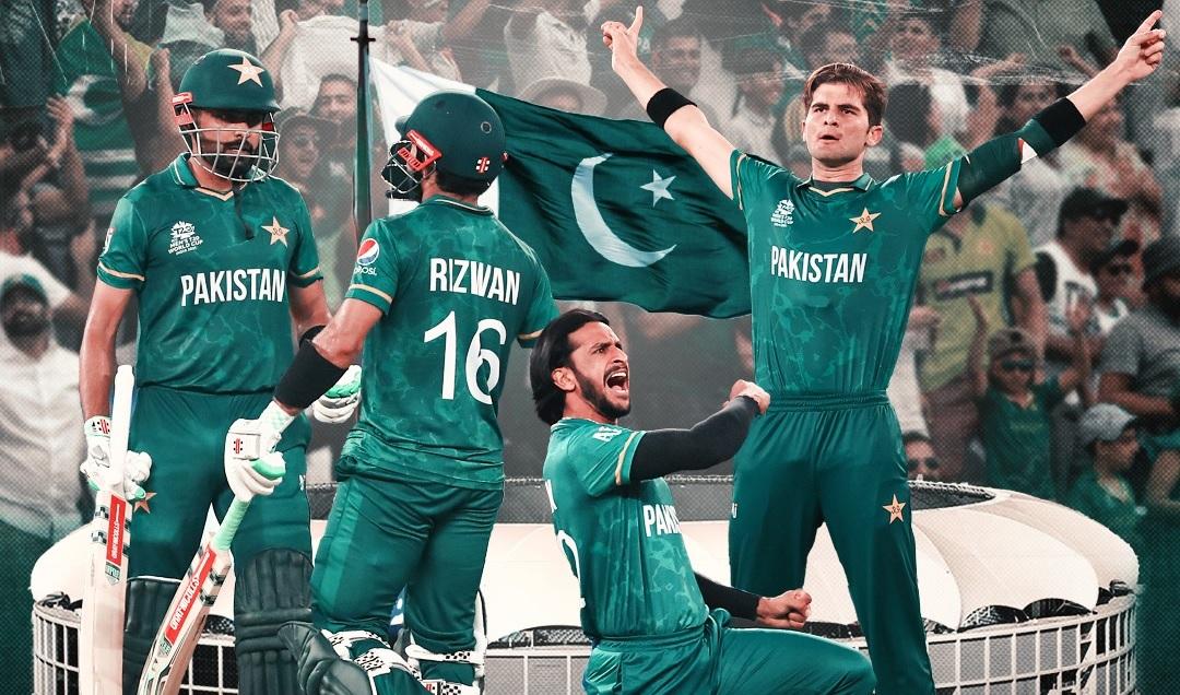टी–ट्वान्टी विश्वकप : भारतमाथि पाकिस्तानको ऐतिहासिक जित